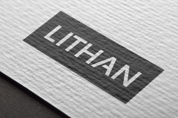 LITHAN LOGO DESIGN